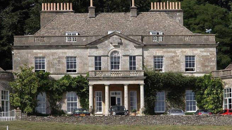 Gatcombe Park, residencia de la princesa Ana de Inglaterra y de Zara Phillips. (Getty)