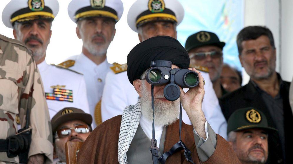Foto: El Ayatollah Ali Khamenei, líder de Irán. (REUTERS)