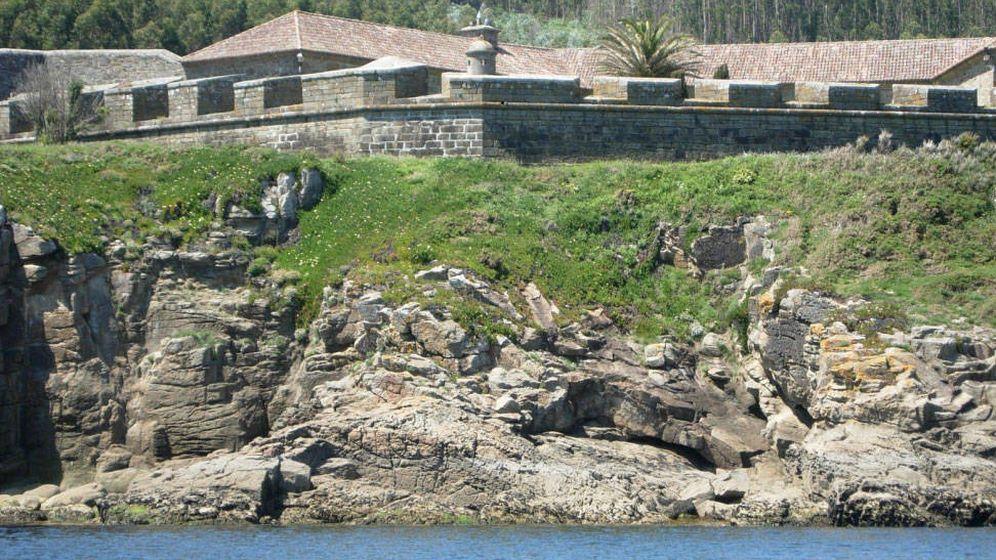 Foto: A la venta el Castillo del Cardenal, en A Coruna, por 3 millones de euros