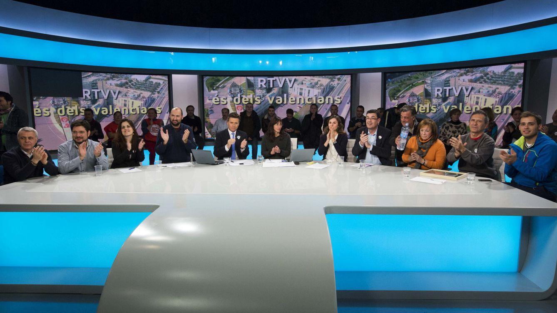 200 empleados y 50 millones: el otro Canal 9 que prepara Ximo Puig (si Podemos le deja)