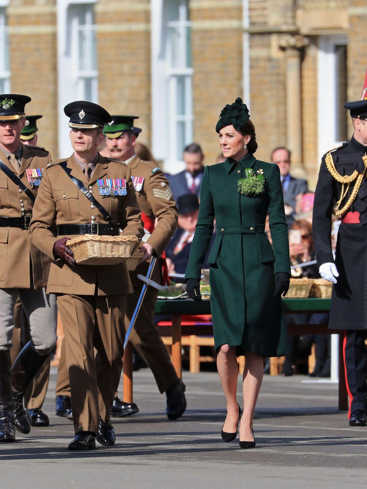 Kate Middleton, en 2019. (Reuters)