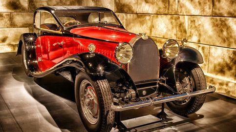 El mejor garaje de clásicos está en manos del otro Jove gallego