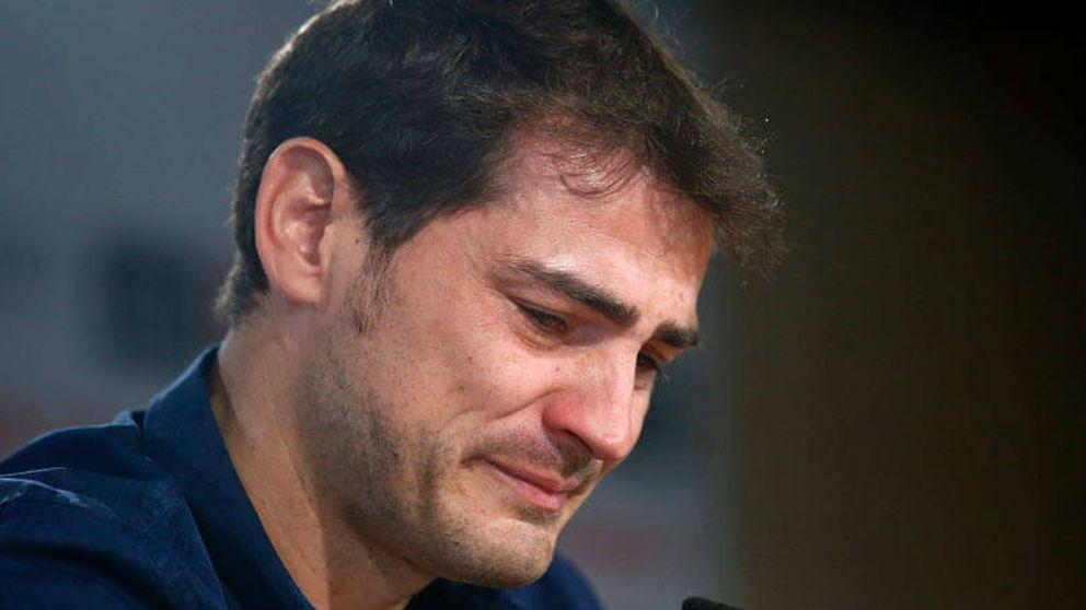 Los errores de Casillas, el héroe nacional desterrado del Madrid y ahora de España
