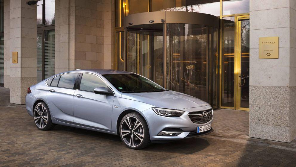 Nuevo Opel Insignia, más ligero y dinámico