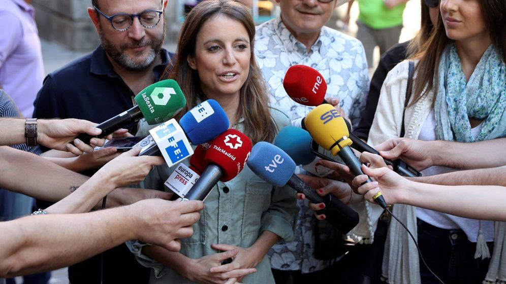 Foto: Andrea Levy, delegada del área de Cultura, Turismo y Deporte del Ayuntamiento de Madrid. (EFE)