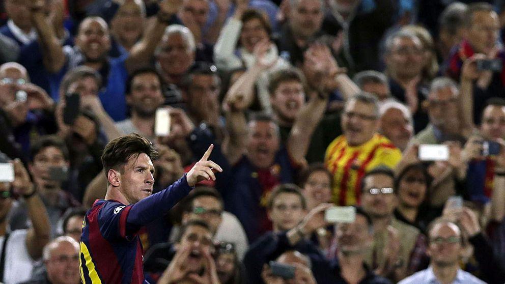 El Barça está a cinco partidos de ganar tres títulos, pero el aficionado culé sufre