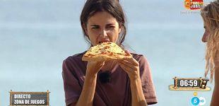 Post de El histórico paripé de 'SV': obligan a Alexia Rivas a comer en su peor momento