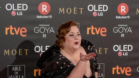 Itziar Castro, despedida de 'OT': el ingrato papel de una actriz sin pelos en la lengua