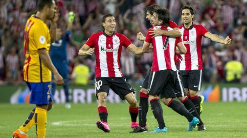 La vitalidad defensiva del Barça (con o sin invento) se examina en San Mamés