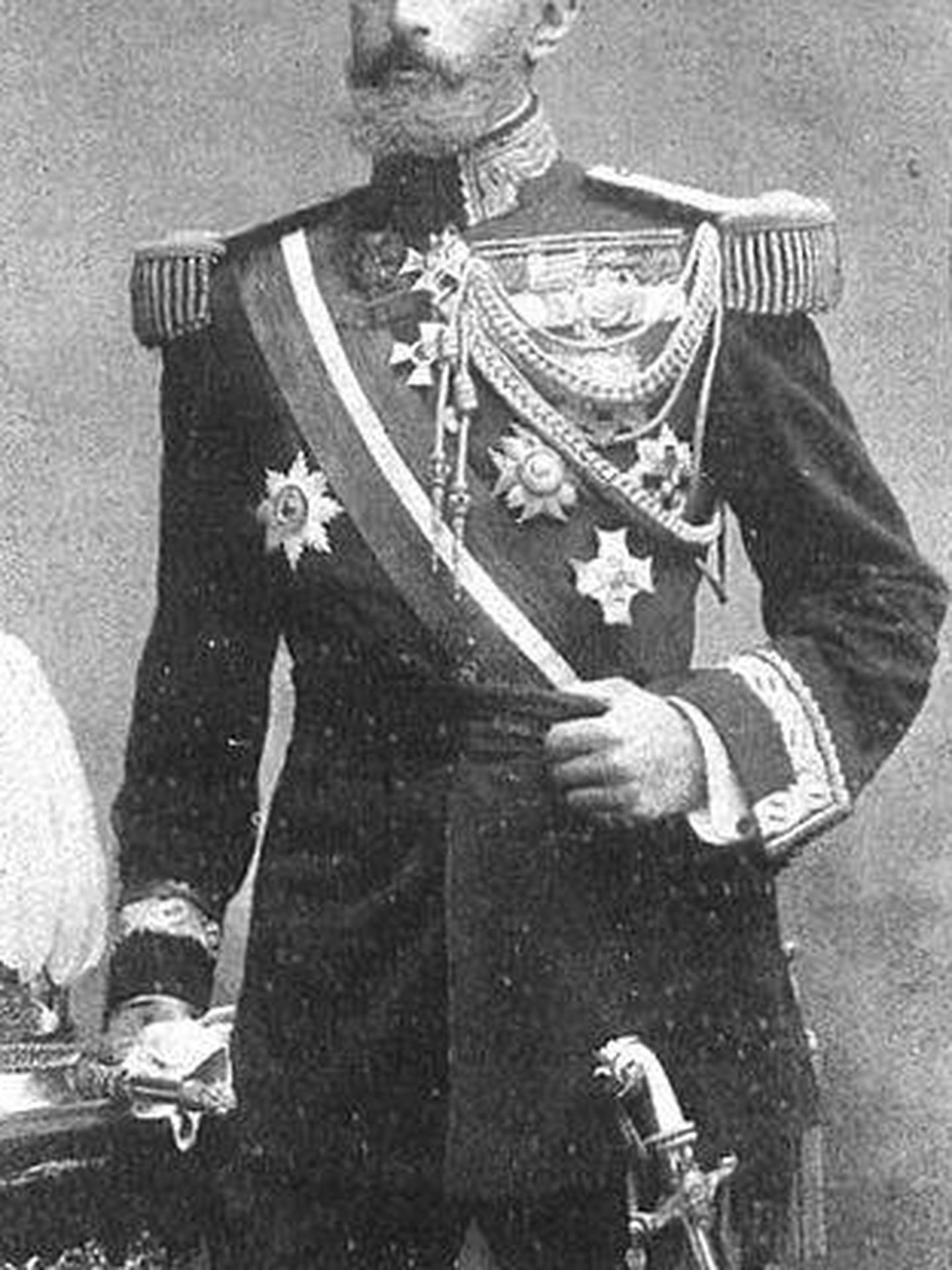 Joaquín Milans del Bosch. (Wikipedia)