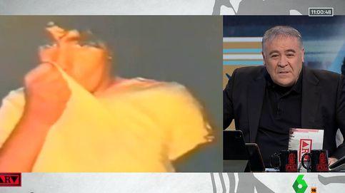 La despedida épica que Antonio García Ferreras le ha dedicado a Maradona en 'Al rojo vivo'