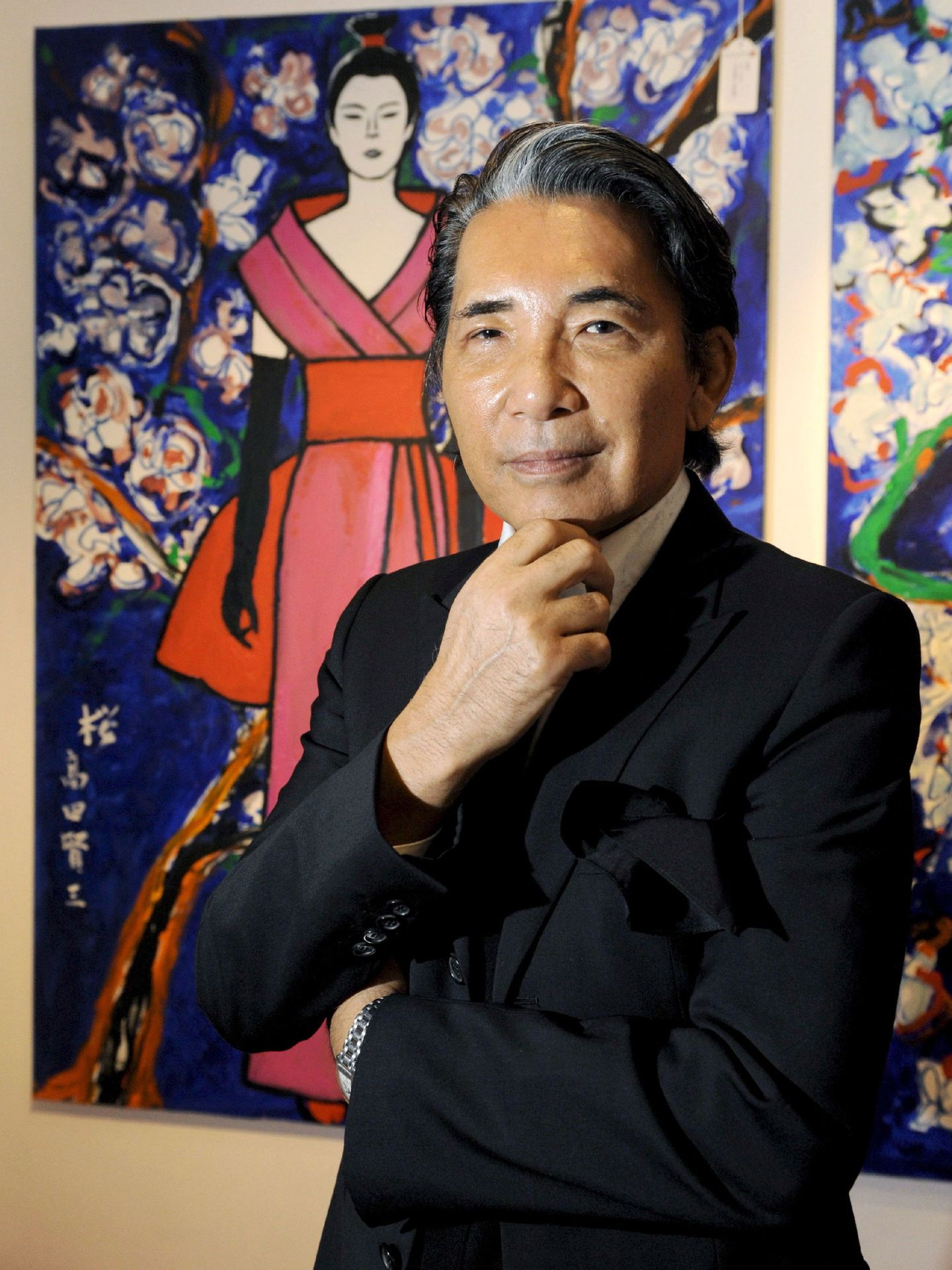 Kenzo Takada. (EFE)