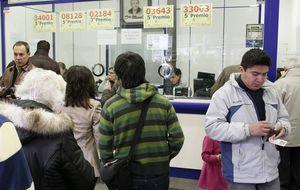 Loterías bate el récord al recaudar más de cien millones en un día
