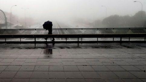 Las fuertes lluvias en Cataluña causan inundaciones y cortes de circulación