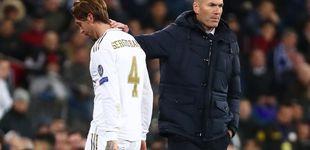 Post de El bofetón al Real Madrid estaba cantado y por qué Zidane pierde el control