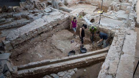 Campaña de excavaciones en el Born