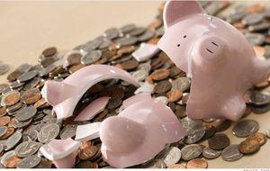 Los bancos que bajan sus depósitos tras el recorte de los tipos del BCE