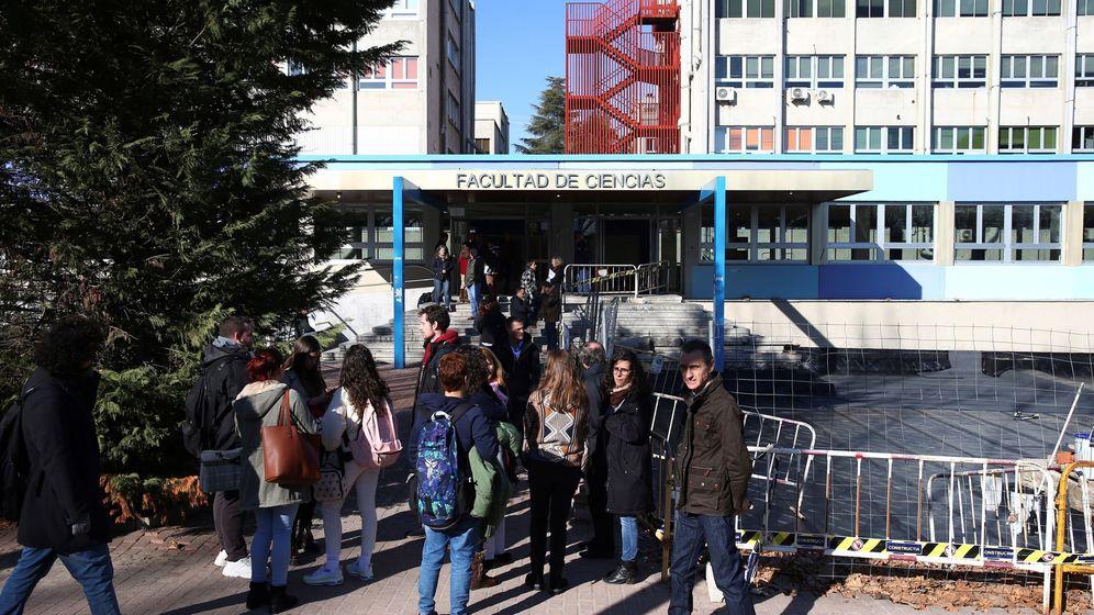 Foto: Edificio de la Facultad de Ciencias de la Universidad Autónoma de Madrid. (EFE)
