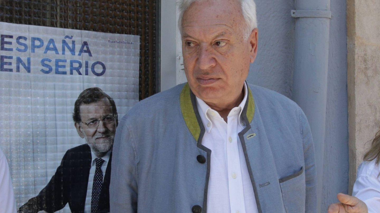 El candidato a la presidencia del PP, José Manuel García-Margallo. (EFE)