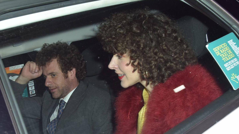 Brianda Fitz-James Stuart llega acompañada. (Cordon Press)
