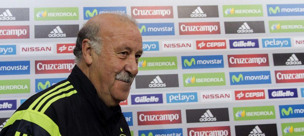 Del Bosque tiene buenas expectativas sobre la recuperación de Diego Costa