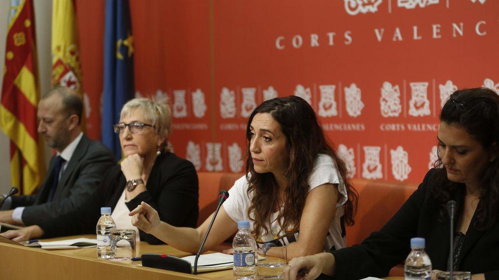 La diputada de Compromís Isaura Navarro renuncia a las oposiciones de letrada