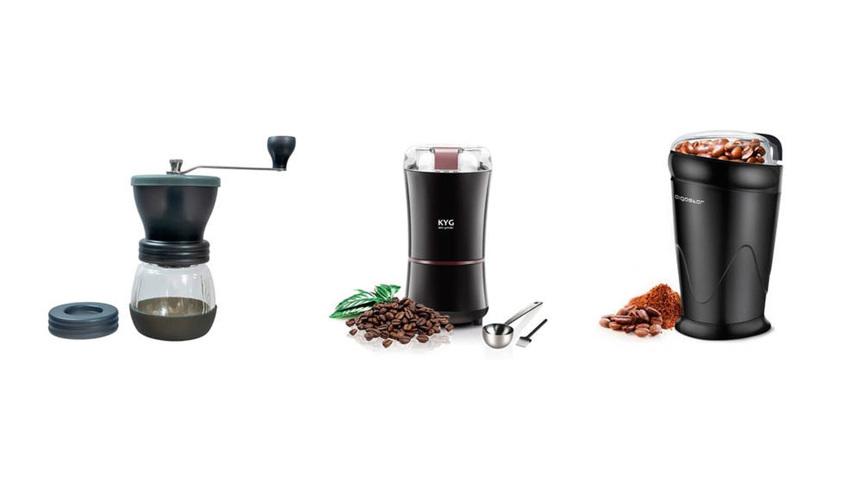 Los molinillos de café que necesitas para casa: crearás cafés como un profesional