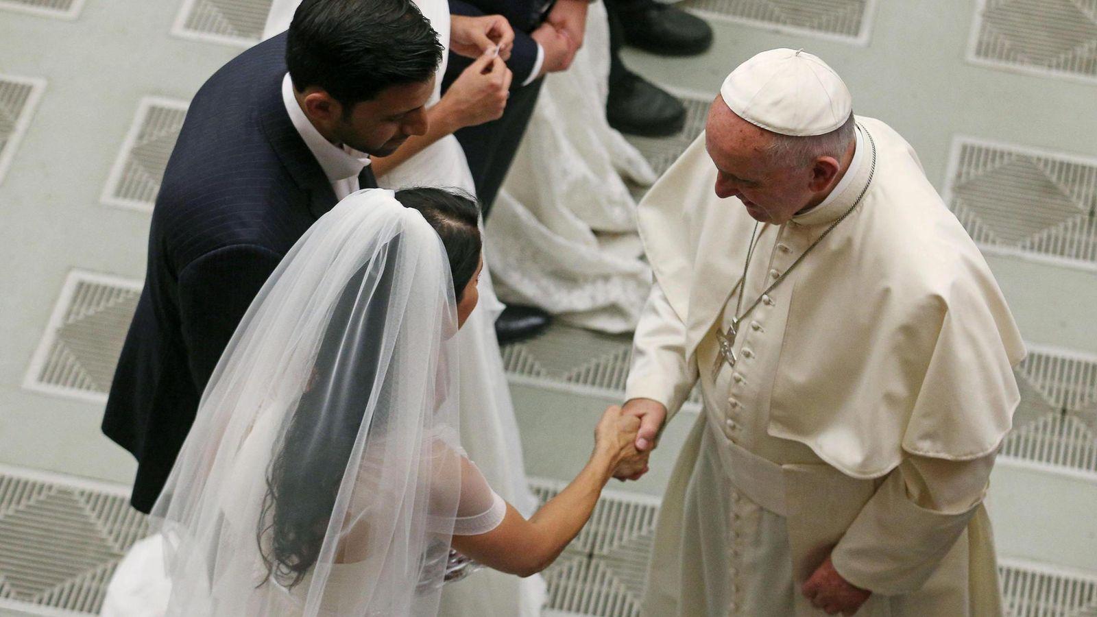 Matrimonio Catolico Y Protestante : Revolución del papa en la reforma de nulidad