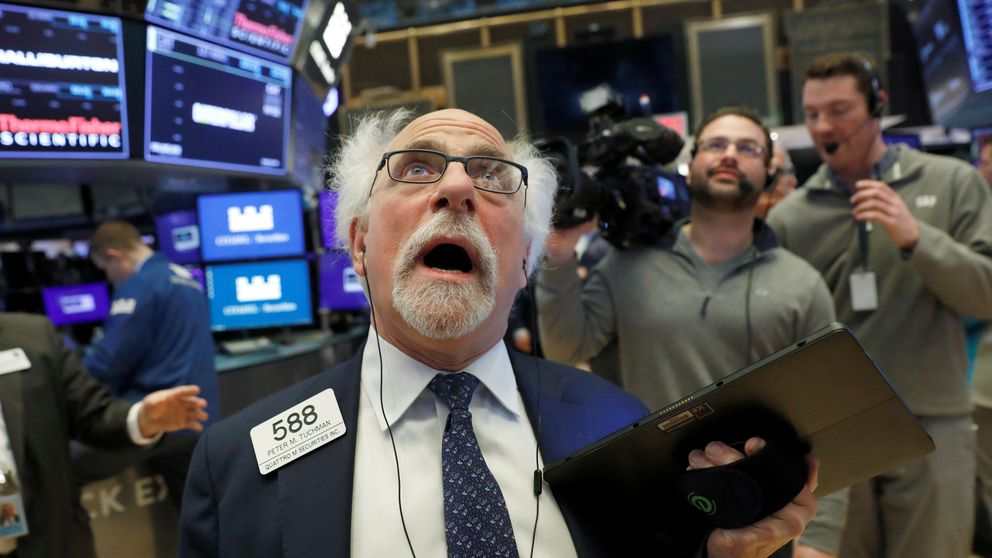 Wall Street sufre su mayor caída desde 2008 por el petróleo y el coronavirus