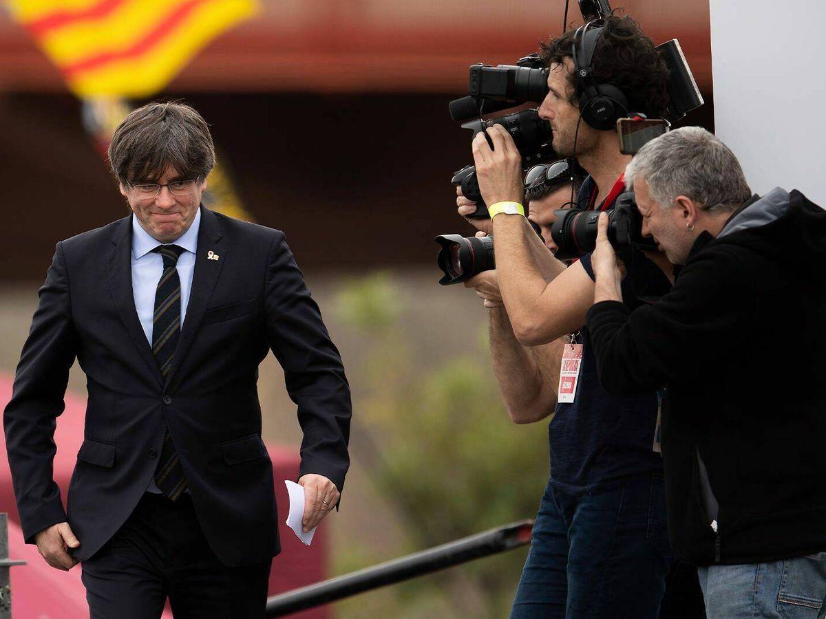 Foto: Carles Puigdemont. (Getty)