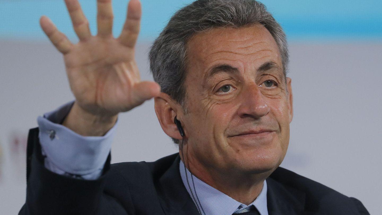 Nicolas Sarkozy, en una imagen de archivo. (EFE)