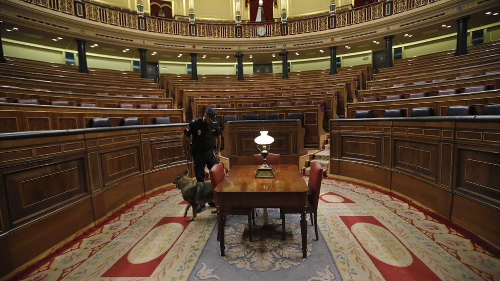 Así fueron las votaciones de investidura de la democracia española desde 1979