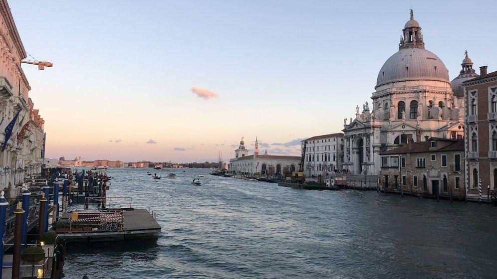 Foto: Venecia, el primer lugar donde se detuvo a un ladrón gracias a este algoritmo. (SD)