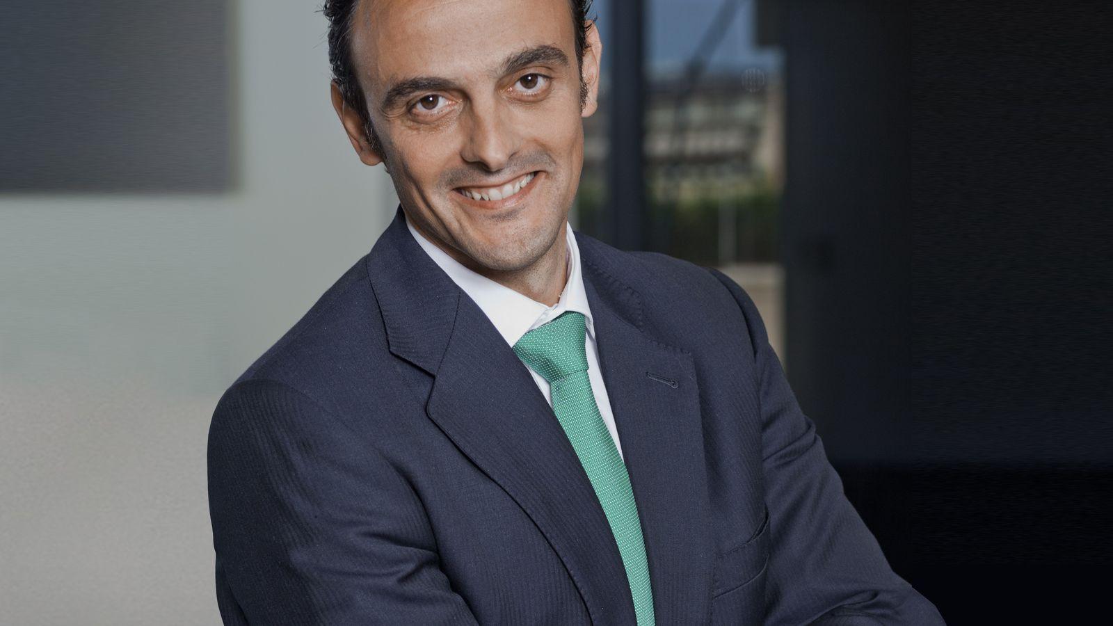 Foto: Adolfo Ramírez-Escudero, presidente de CBRE España.