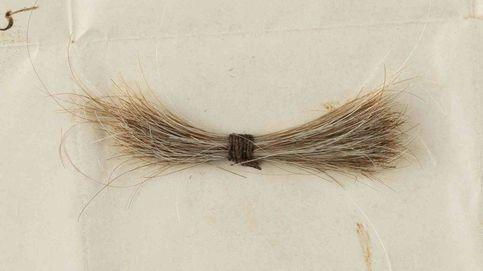 Subastan un mechón de pelo del expresidente americano Abraham Lincoln