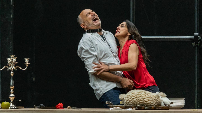 'Tosca'. Dirección, Rafael Villalobos. (La Monnaie)