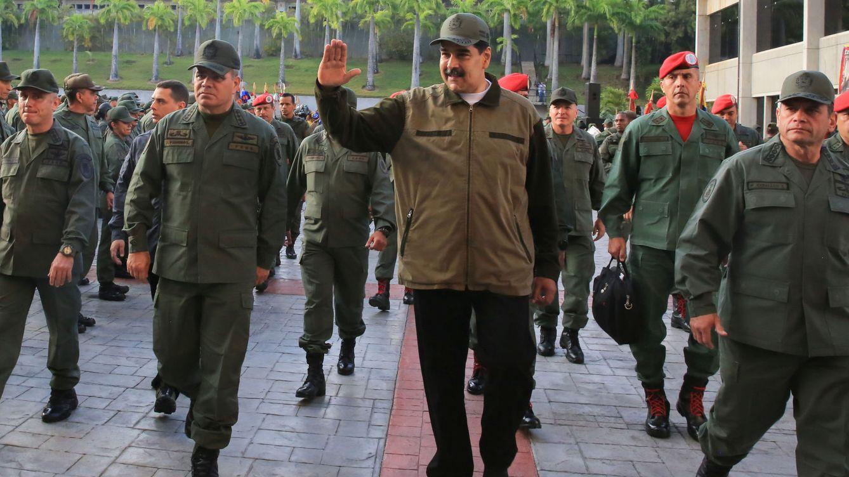 Maduro pasa por el polígrafo a los altos cargos involucrados en la rebelión