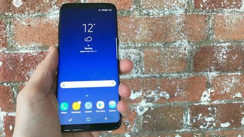 Todo pantalla y curvado: el nuevo Samsung Galaxy S8, en imágenes