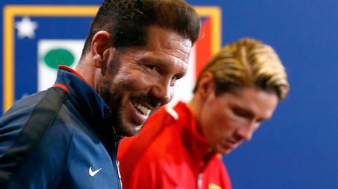 Torres, de verse fuera del Atlético a enseñar el camino (de vuelta) a Simeone