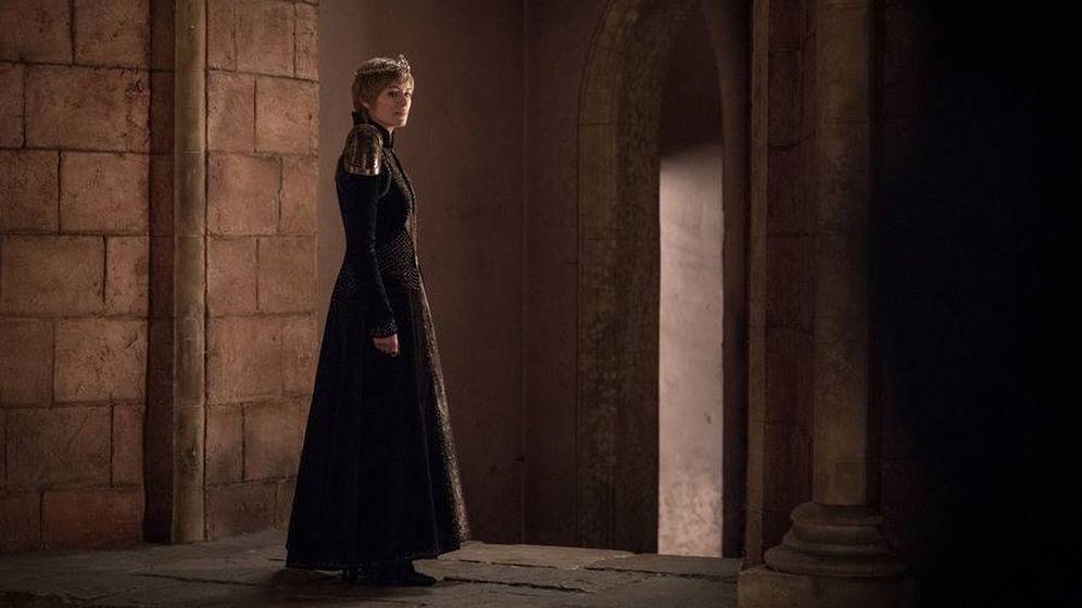 Foto: Imagen de Cersei en 'Juego de Tronos'. (HBO)