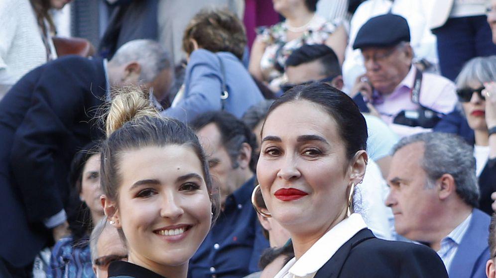 Foto: Vicky Martín Berrocal y su hija, Alba Díaz, en una imagen de archivo. (Gtres)