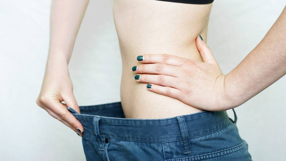 Foto: Verse delgado no es sinónimo de no tener un elevado porcentaje de grasa corporal.