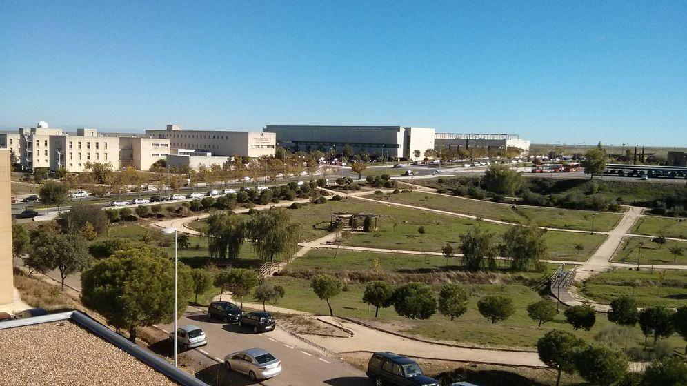 Foto: Campus de Cáceres de la UEx. (CC/AlvaroGzP)