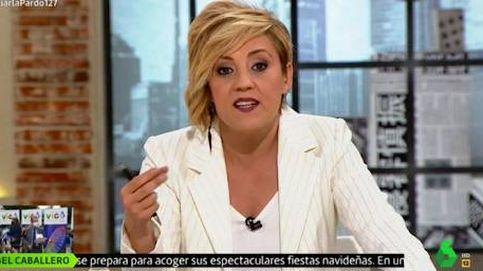 ¡Ya está bien, hombre!: Cristina Pardo estalla tras la denuncia de un reportero