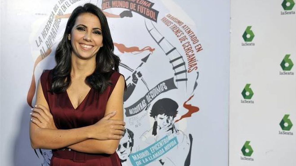 Foto: La Sexta estrena el nuevo programa de Ana Pastor. (Gtres)