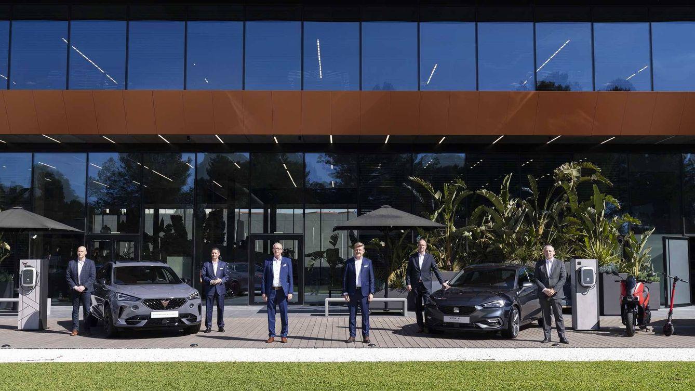 Seat lanzará un coche urbano eléctrico fabricado en Martorell en 2025