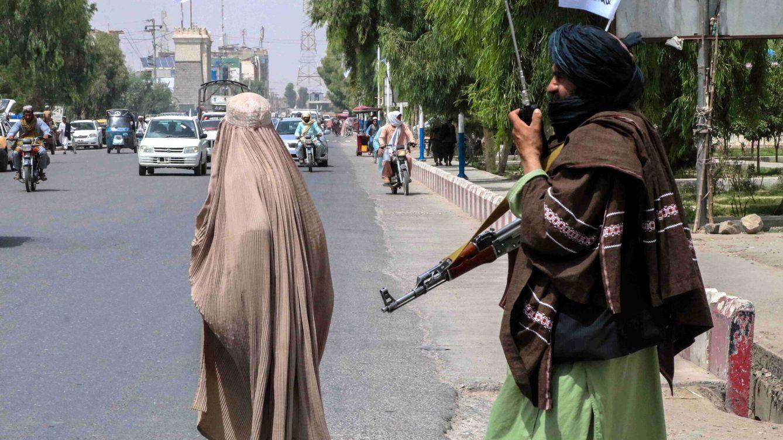 ¿Reconocería usted a los talibanes como gobierno de Afganistán?