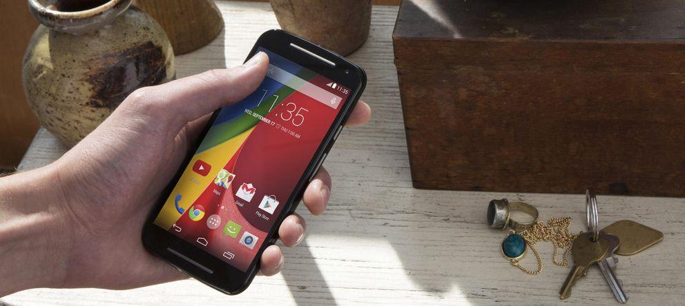 Foto: Motorola: No tenemos competidores; todo el mundo quiere seguirnos