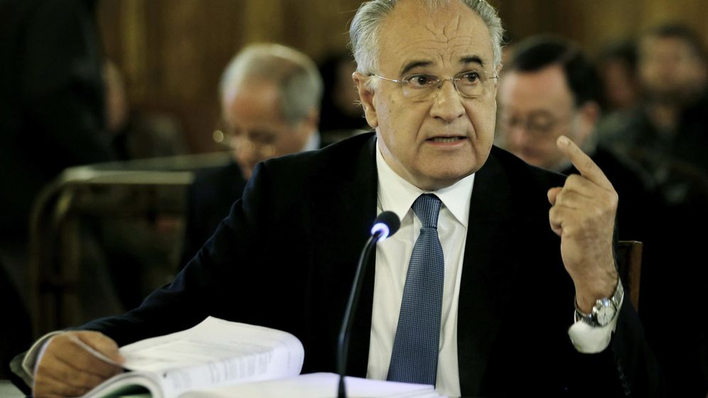 Foto: Rafael Blasco ya cumple pena de cárcel por una primera causa de desvío de fondos. (EFE)