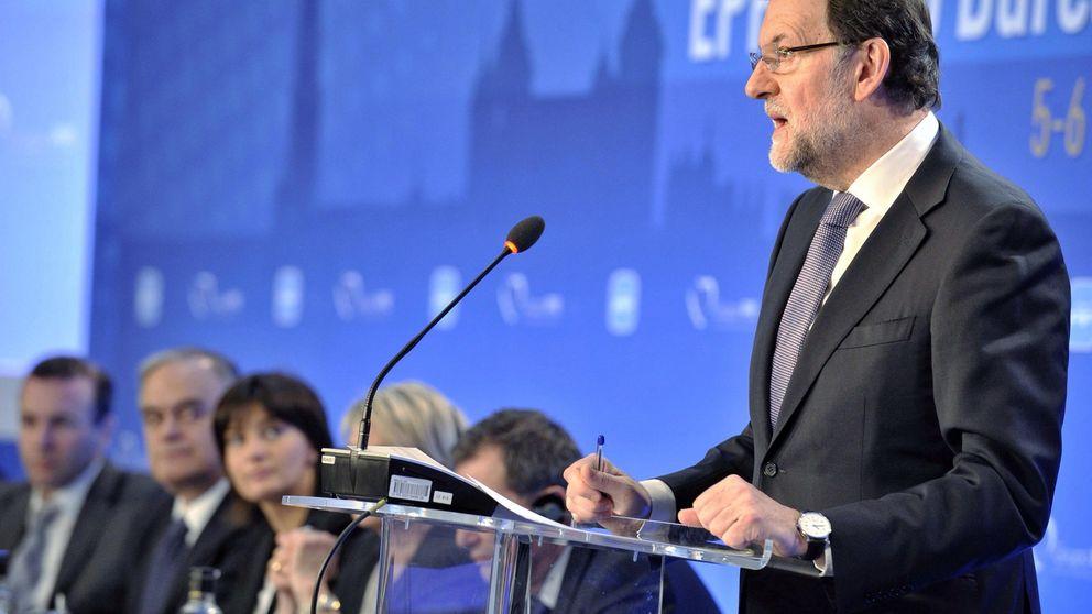 Rajoy insta al PPE a frenar a los movimientos populistas o inocuos